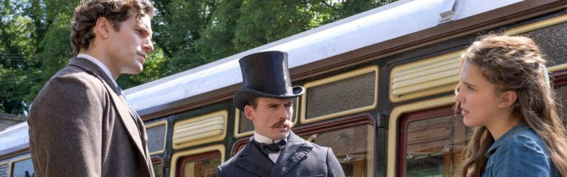 Enola Holmes First Look – Henry Cavill új filmje