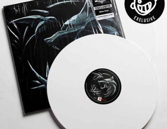 Exkluzív Vinyl lemezek jelentek meg a Witcherről