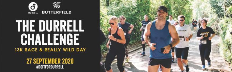 The Durrell Challenge – 13k Virtual Race
