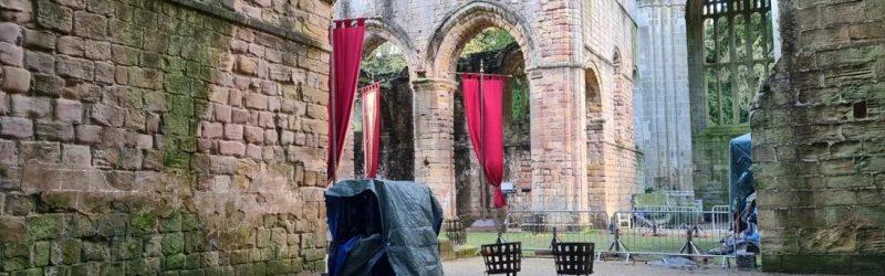 Minden jel arra utal, hogy a mágusok és királyok konferenciájának lesz a helyszíne Fountains Abbey