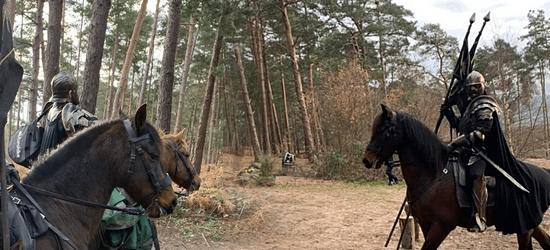Forgatási képek: Frensham hegyvidéken folytatódnak a munkálatok