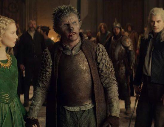 Cintrai visszatekintéseket forgatnak a The Witcher 2. évadához