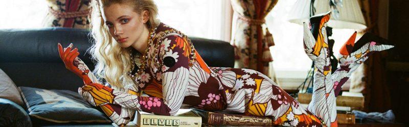 Freya Allan a 'Baghead' horror-thriller filmben kapott szerepet