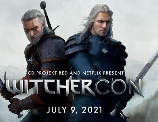 WitcherCon – A Netflix és a CD Projekt Red együttműködésével